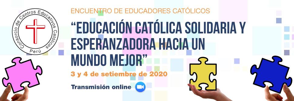 Encuentro de Educadores Católicos